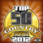 Top 50 Country songs of 2012