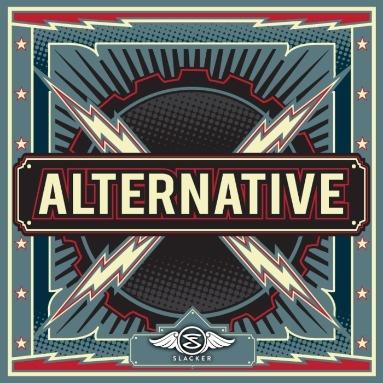 'Alternative' Station  on Slacker Radio