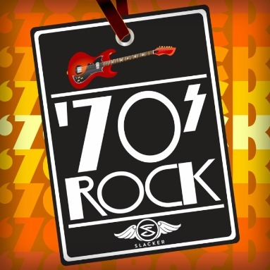 ''70s Rock' Station  on Slacker Radio