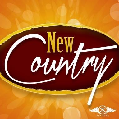 'New Country' Station  on Slacker Radio